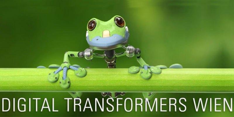 "Digital Transformers ""Make it more Efficient"" am 26. Juni 2018 in Wien"