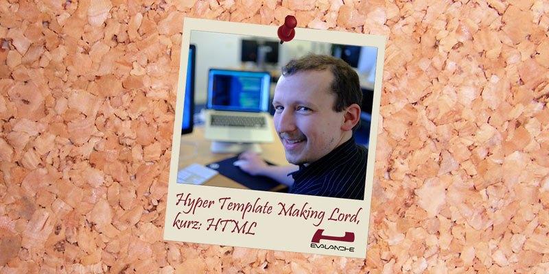 """Was macht eigentlich ein """"Hyper Template Making Lord, kurz: HTML""""?"""