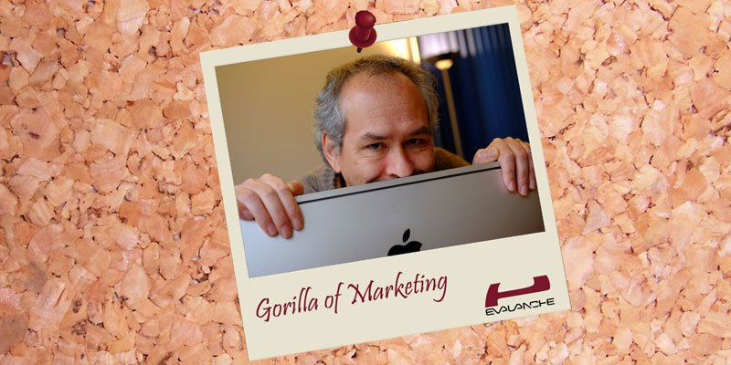 """Was macht eigentlich ein """"Gorilla of Marketing""""?"""