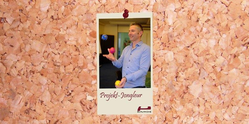 """Was macht eigentlich ein """"Projekt-Jongleur""""?"""