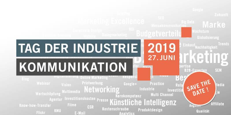 Tag und Nacht der Industriekommunikation 2019