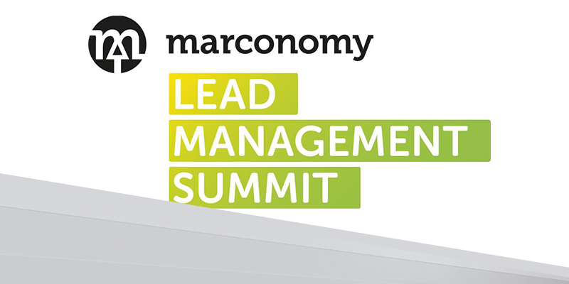 UPDATE: Lead Management Summit 2020