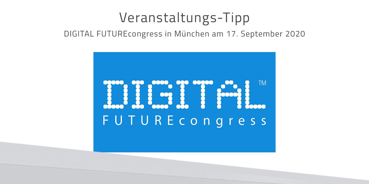 DIGITAL FUTUREcongress 2020