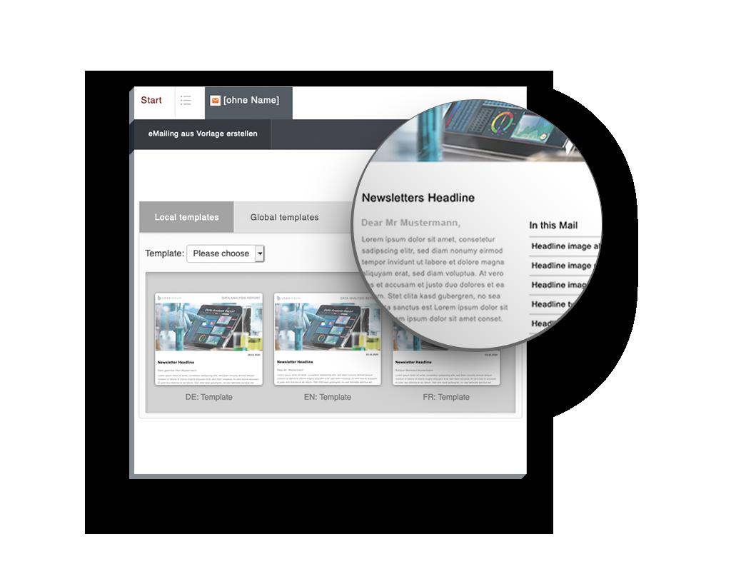 PowerSet Feature: Mehrsprachigkeit