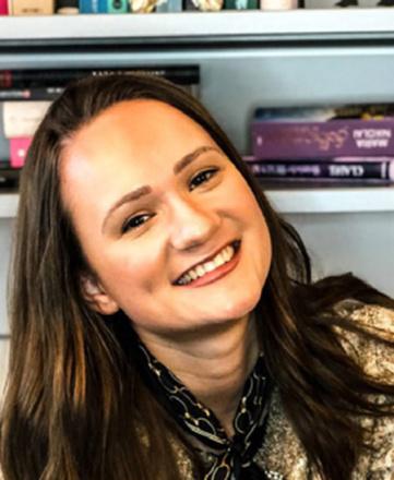 Melanie Malz, Consumer Relations Managerin bei Penguin Random House. (Quelle: Penguin Random House)